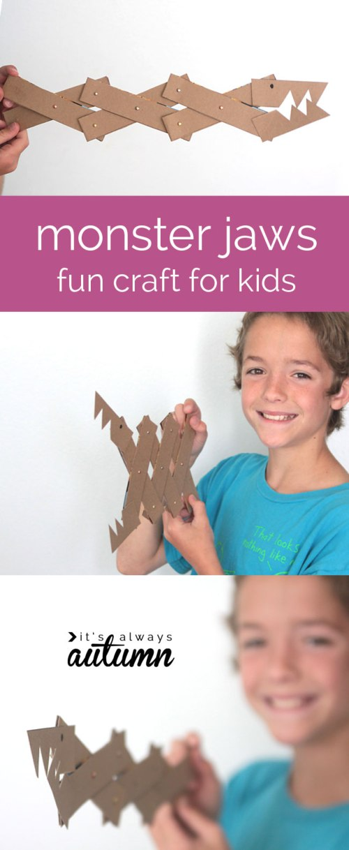 monster-jaws-cardboard-fun-kids-craft-activity