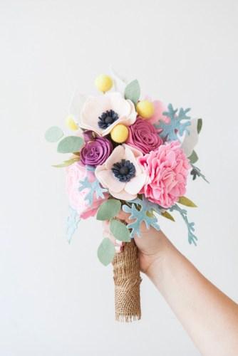 Ramo-novia-DIY-flores-fieltro-18