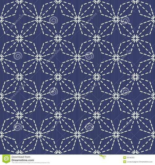 traditional-japanese-embroidery-ornament-romby-sashiko-vector-stylized-seamless-texture-web-page-backdrop-seamless-pattern-50186355