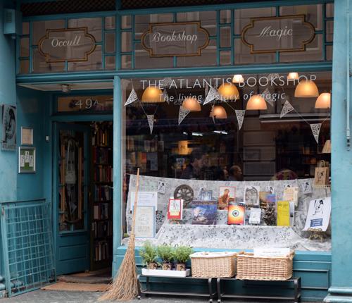 una llibreria