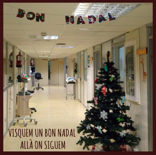 Bon Nadal des del MónParal.lel!